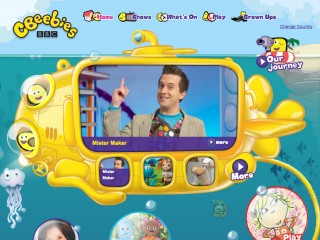 CBeebies by Joseph