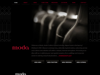 Moda Restaurant by buzzomatic