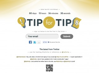 Tip for Tip by into