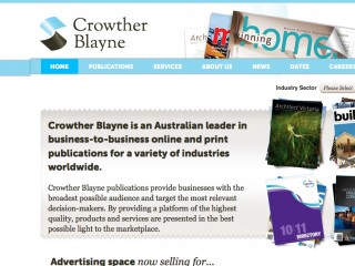 Crowther Blayne by brendo