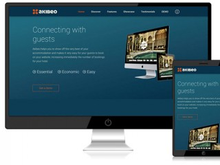 Akibeo your hotel website by wdebusschere