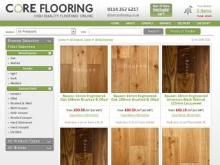 Core Flooring by davjand