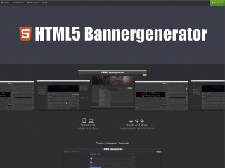 HTML5 Bannergenerator by Cremol