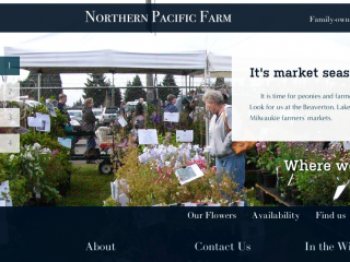Northern Pacific Farm by thebestsophist