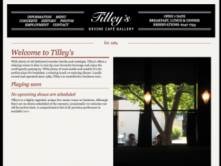 Tilley's Devine Café Gallery by beneb