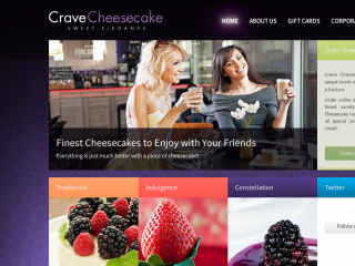 Crave Cheesecake by qnn