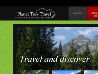 Planet Trek Travel by ellie