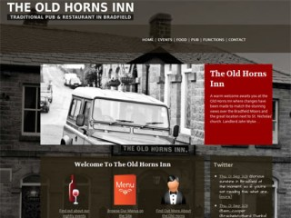The Old Horns Inn by davjand