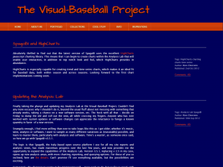 The Visual-Baseball Project by kc2519