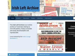 Irish Left Archive by Fish