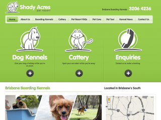 Shady Acres Pet Resort by Henry
